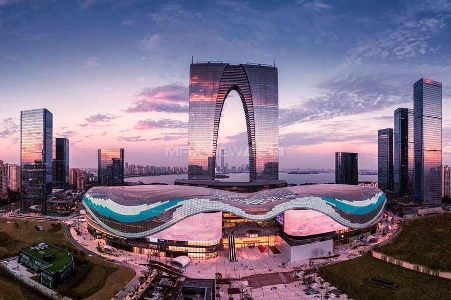 The Suzhou Center Residence