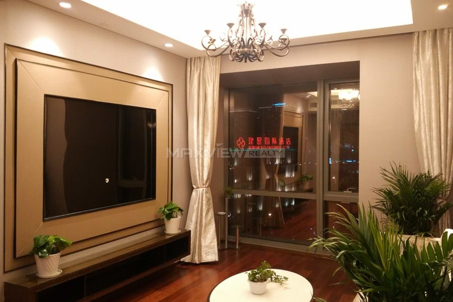 Hong Leong City Center 2bedroom 109sqm ¥8,500 PRS0115