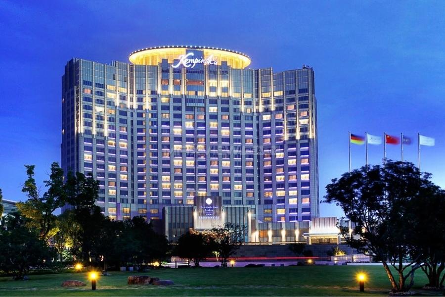 Kempinski Suzhou 凯宾斯基酒店